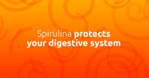 Spirulina for Digestion