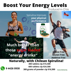 Boost Your Energy With Spirulina
